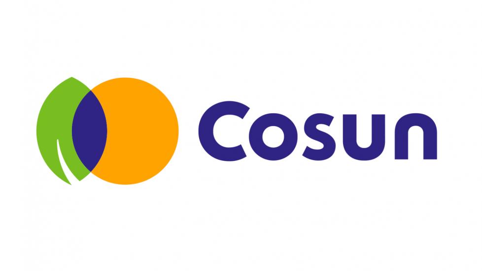 Het nieuwe logo van Cosun